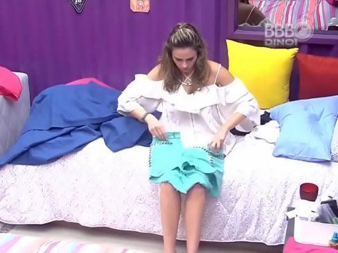 Ana Paula Do BBB 16 Caiu Na Net